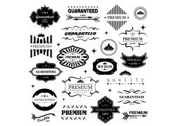时尚英文字母标志设计