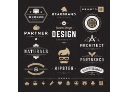 美发造型与建筑标志