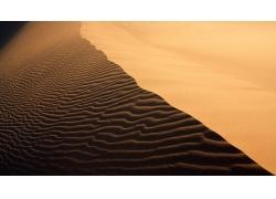 沙漠风景摄影