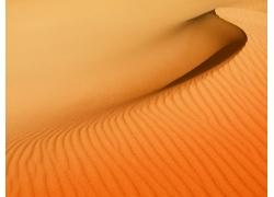 美丽沙漠风景摄影