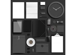 黑白时尚VI设计