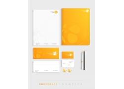 橙色VI设计