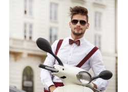 国外时尚生活人物摄影图片