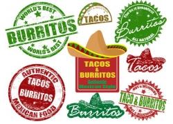 墨西哥帽子印章