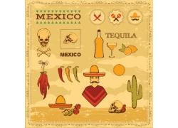 墨西哥元素
