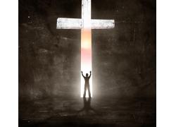 基督教与人物剪影