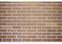 褐色砖墙背景图片