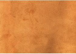 橙色纹理皮革背景图片