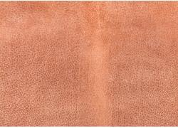 橙色皮革纹理背景图片