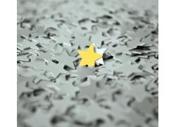 创意五角星
