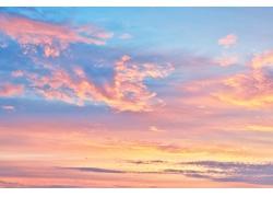 美丽天空云彩