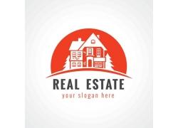 别墅房屋地产标志