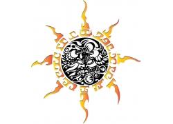 墨西哥太阳历石