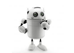 思考问题的机器人