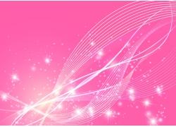 粉色梦幻背景