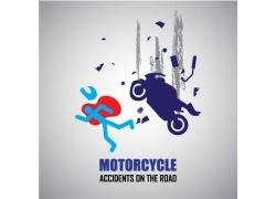 摩托车极限运动图片