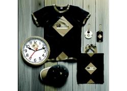 黑色时尚VI设计