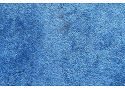 蓝色地毯背景