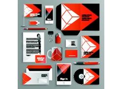 红色VI设计