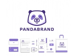 熊猫VI设计