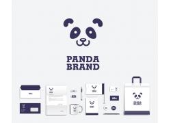 熊猫logo企业形象
