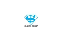 蓝色潮人标志logo设计