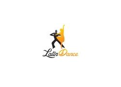 拉丁舞人物标志