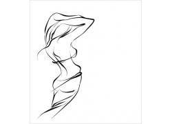 性感美女插图