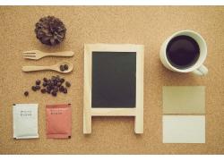 咖啡名片商务用品