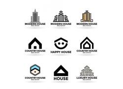 房屋地产标志