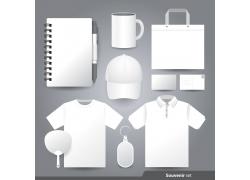 白色VI设计模板