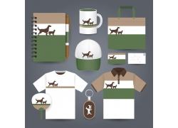 动物图案vi设计