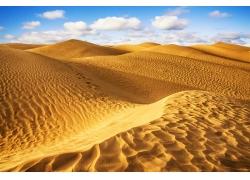 沙丘风景摄影