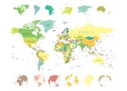 世界地图及地图集图片