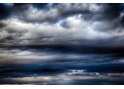 美丽云海乌云