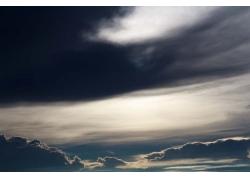 壮观的云海