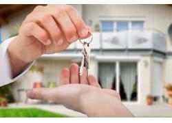 交接房屋钥匙