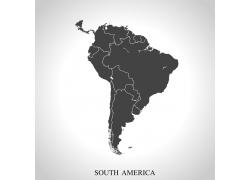 南非洲地图图片
