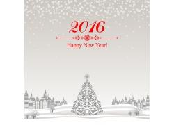 2016圣诞节海报设计