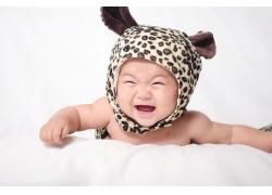笑咪眼的宝宝