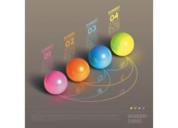 透明水晶球信息图表