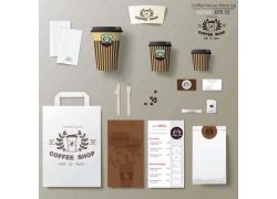 咖啡店VI