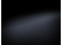 黑色布料纹理背景
