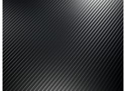 黑色织物纹理背景