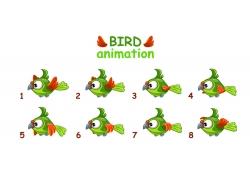 可爱卡通小鸟漫画图片