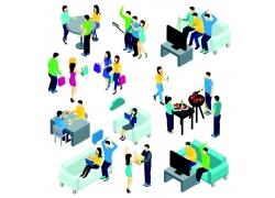 商务活动平面设计