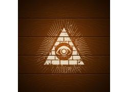 斑点发光金字塔信息图表