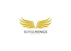 翅膀logo设计
