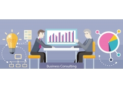 商务会议平面设计