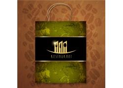 餐厅手提袋设计
